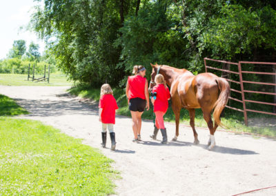 Faith Hope Love Riding Academy Horse Camps