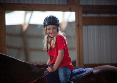 Bareback Riding Faith Hope Love Riding Academy