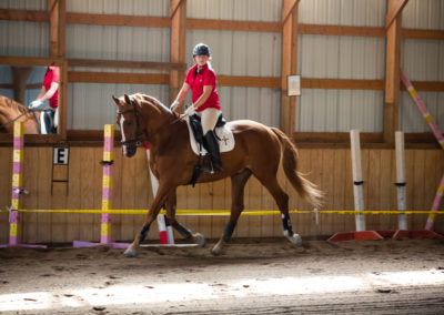 Dressage at Faith Hope Love Riding Academy