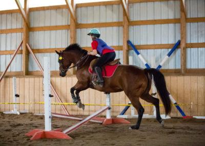 Jumping Faith Hope Love Riding Academy