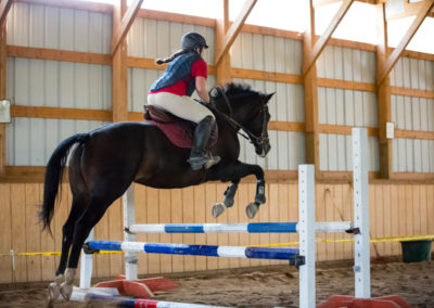 Jumping Faith Hope Love Riding Academy