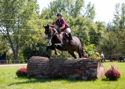 Cross Country at Faith Hope Love Riding Academy