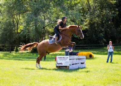 Cross Country Faith Hope Love Riding Academy