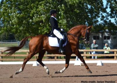 Shirley Svendsen & Isos Faith Hope Love Riding Academy